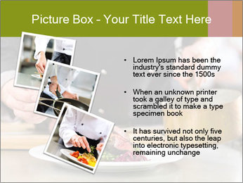 Chef in hotel PowerPoint Templates - Slide 17