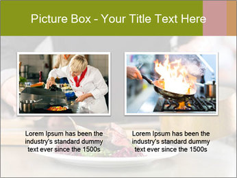 Chef in hotel PowerPoint Templates - Slide 18