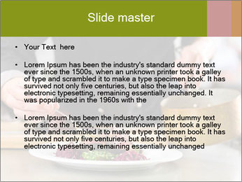 Chef in hotel PowerPoint Templates - Slide 2