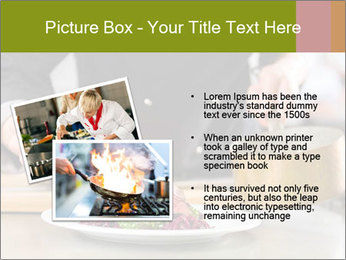 Chef in hotel PowerPoint Templates - Slide 20