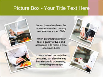 Chef in hotel PowerPoint Templates - Slide 24