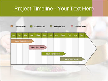 Chef in hotel PowerPoint Templates - Slide 25