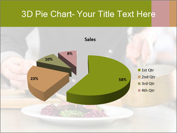 Chef in hotel PowerPoint Templates - Slide 35