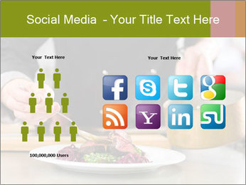 Chef in hotel PowerPoint Templates - Slide 5