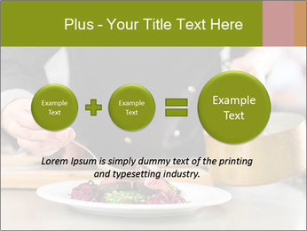 Chef in hotel PowerPoint Templates - Slide 75