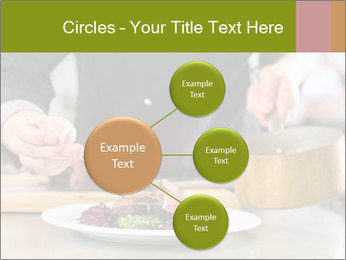 Chef in hotel PowerPoint Templates - Slide 79