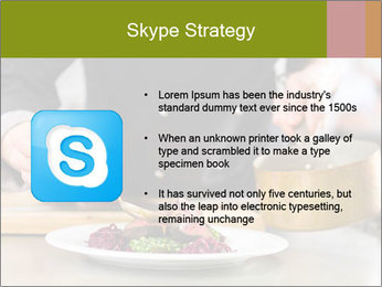 Chef in hotel PowerPoint Templates - Slide 8