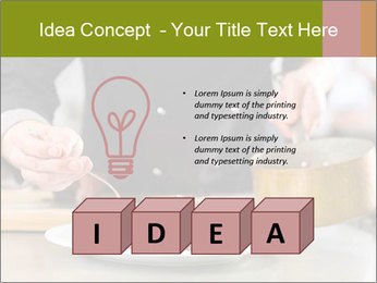 Chef in hotel PowerPoint Templates - Slide 80