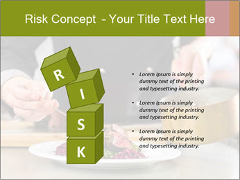 Chef in hotel PowerPoint Templates - Slide 81