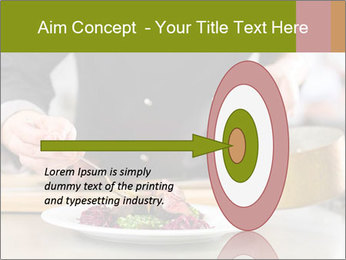 Chef in hotel PowerPoint Templates - Slide 83