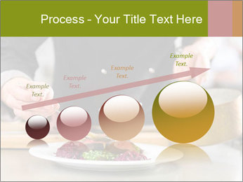 Chef in hotel PowerPoint Templates - Slide 87