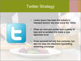Chef in hotel PowerPoint Templates - Slide 9