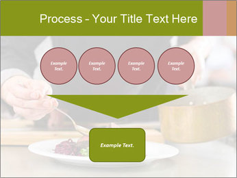 Chef in hotel PowerPoint Templates - Slide 93