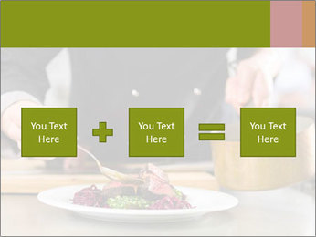 Chef in hotel PowerPoint Templates - Slide 95