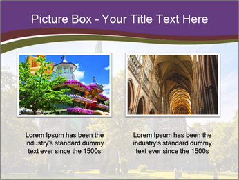 Cathedral in Trondheim Norway PowerPoint Template - Slide 18