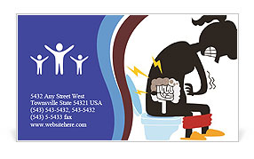 0000094711 Business Card Template
