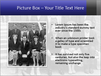 Unidentified people PowerPoint Templates - Slide 13