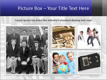 Unidentified people PowerPoint Templates - Slide 19