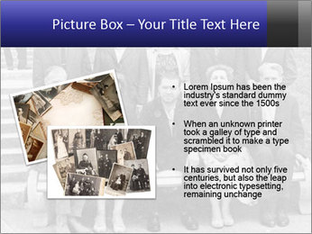 Unidentified people PowerPoint Templates - Slide 20