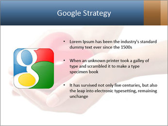 Heart in hands PowerPoint Templates - Slide 10