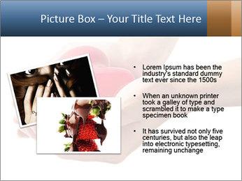 Heart in hands PowerPoint Templates - Slide 20
