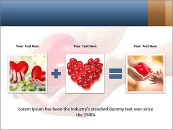 Heart in hands PowerPoint Templates - Slide 22