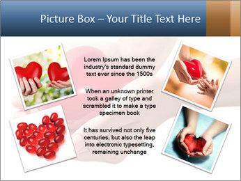Heart in hands PowerPoint Templates - Slide 24