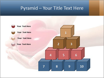 Heart in hands PowerPoint Templates - Slide 31