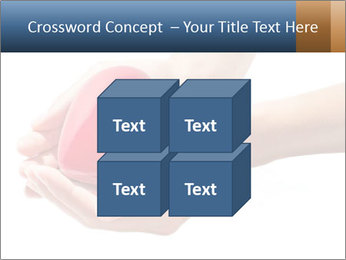 Heart in hands PowerPoint Templates - Slide 39