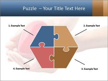 Heart in hands PowerPoint Templates - Slide 40