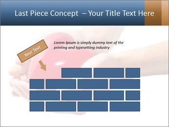 Heart in hands PowerPoint Templates - Slide 46