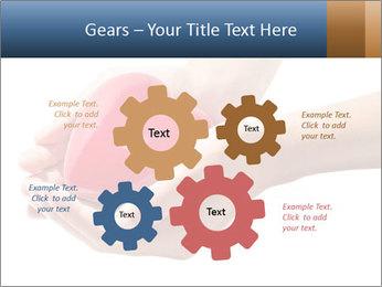 Heart in hands PowerPoint Templates - Slide 47