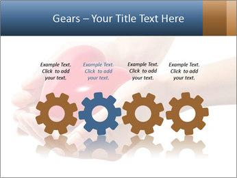 Heart in hands PowerPoint Templates - Slide 48