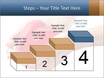 Heart in hands PowerPoint Templates - Slide 64
