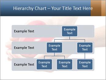 Heart in hands PowerPoint Templates - Slide 67