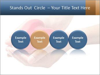 Heart in hands PowerPoint Templates - Slide 76