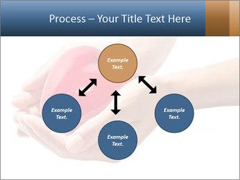Heart in hands PowerPoint Templates - Slide 91