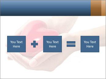 Heart in hands PowerPoint Templates - Slide 95