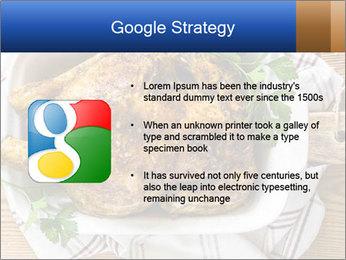 Roasted chicken PowerPoint Templates - Slide 10