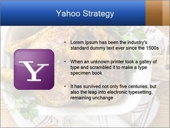 Roasted chicken PowerPoint Templates - Slide 11