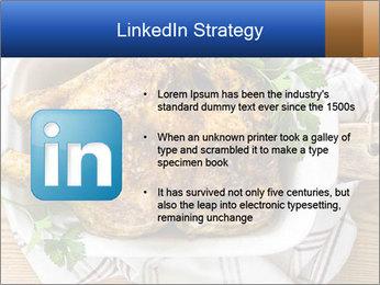 Roasted chicken PowerPoint Templates - Slide 12