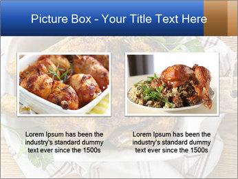 Roasted chicken PowerPoint Templates - Slide 18