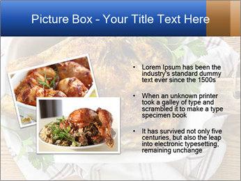 Roasted chicken PowerPoint Templates - Slide 20