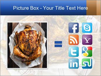 Roasted chicken PowerPoint Templates - Slide 21