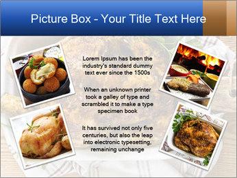 Roasted chicken PowerPoint Templates - Slide 24
