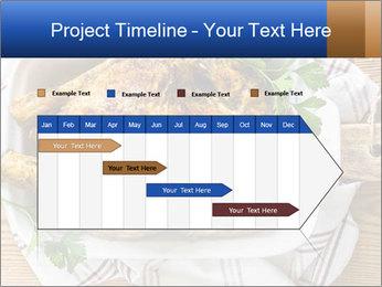 Roasted chicken PowerPoint Templates - Slide 25