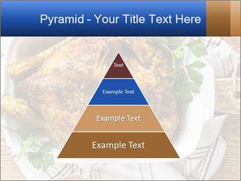 Roasted chicken PowerPoint Templates - Slide 30