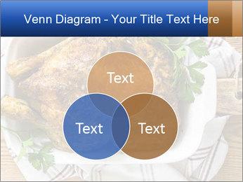 Roasted chicken PowerPoint Templates - Slide 33