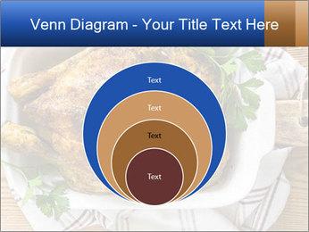 Roasted chicken PowerPoint Templates - Slide 34