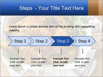 Roasted chicken PowerPoint Templates - Slide 4